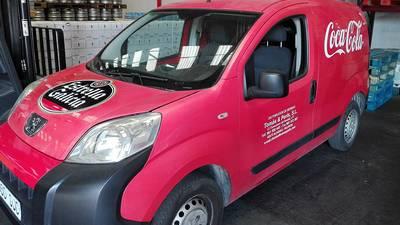Rotulo para furgoneta de empresa